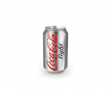 COCA-COLA LIGHT, 0.33L